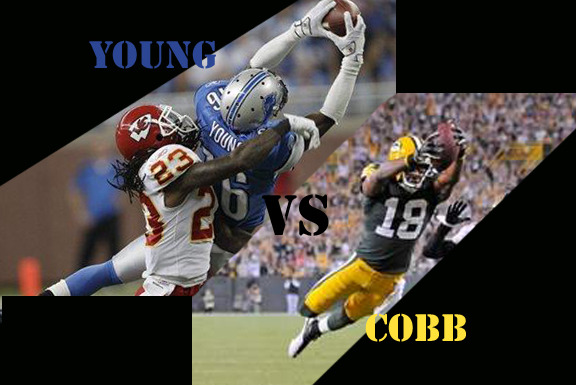 Titus Young vs. Randall Cobb: Who Is the More Explosive Second-Year Player?