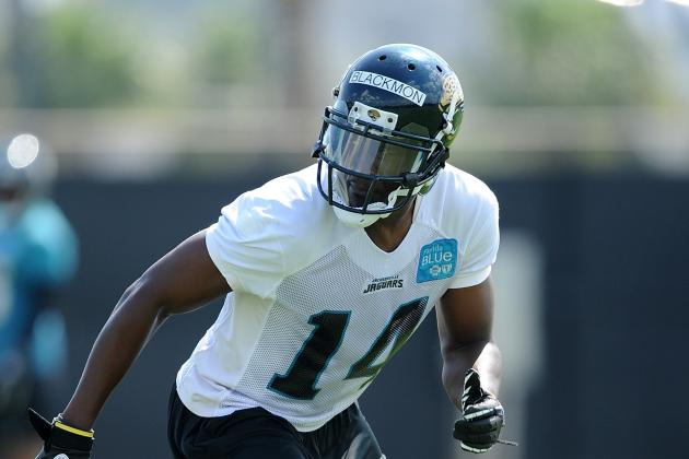 2012 NFL Draft Review: The Jags Gamble on Blackmon's Production