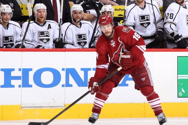 Free Agency and Future of the Franchise Will Dominate Coyotes Offseason