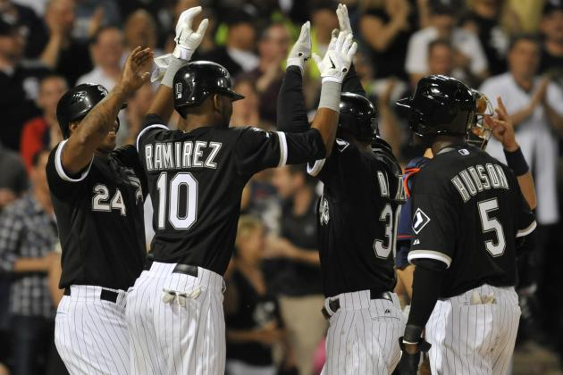 Chicago White Sox: Alejandro De Aza Filling the Leadoff Spot Capably
