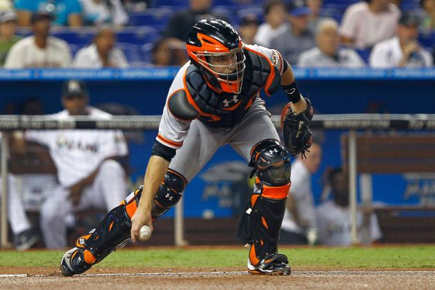 Buster Posey: Can He Hold Up Physically over the Entire Season?