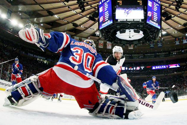 NHL Playoffs 2012: 5 Players to Watch in Rangers vs. Devils Game 6
