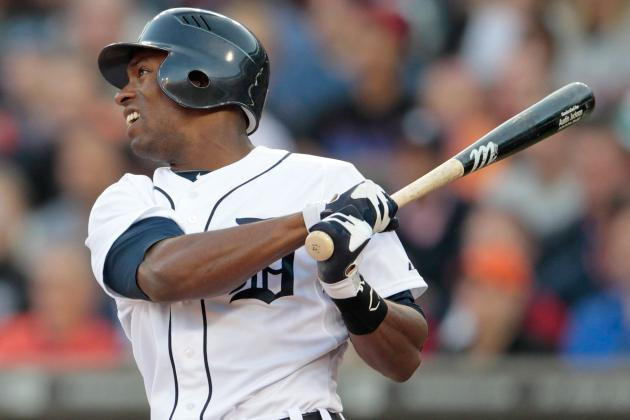 Austin Jackson Hits the Disabled List with Strained Abdominal Muscle