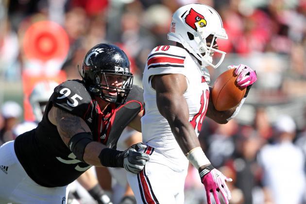 College Football 2012: Big East Needs NBC Sports to Increase TV Revenue