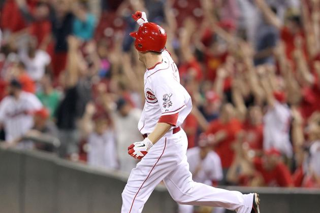 Cincinnati Reds Vault into First with Six Pack of Wins and a Broom