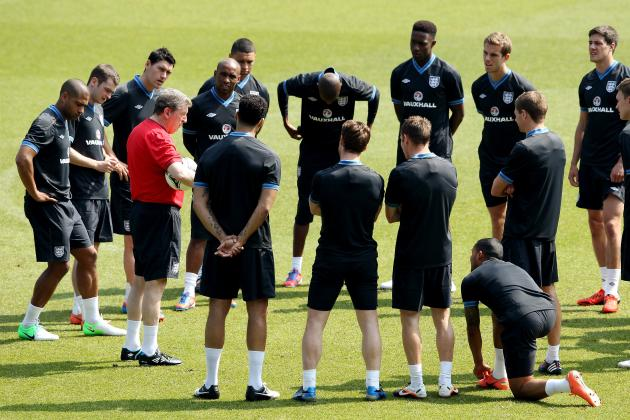 Euro 2012: England Can Shock the Continent by Mirroring Chelsea Tactics