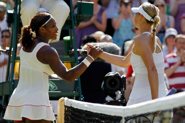 2012 French Open: Who Will Survive Maria Sharapova or Serena Williams?