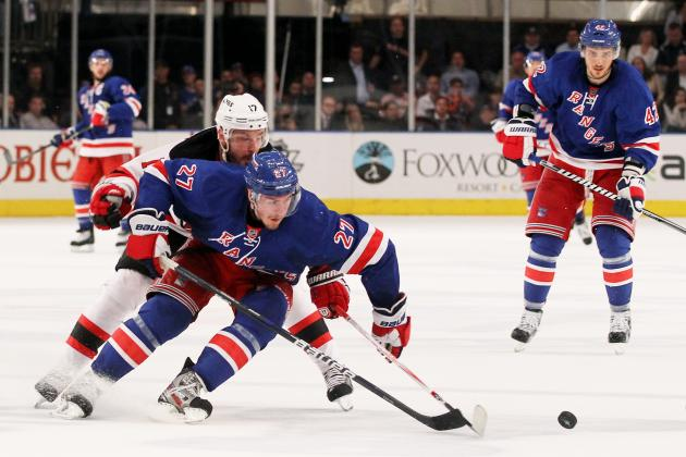 NHL Playoffs 2012: Rebuild the NY Rangers? They're Still Chasing the Stanley Cup