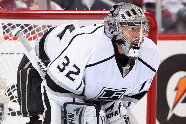 Stanley Cup Playoffs 2012: Why Hot Goaltender Will Put Kings Over the Top