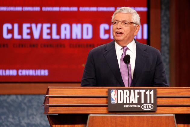 NBA Draft 2012: Should Cleveland Cavaliers Trade Back from 3rd Overall Pick?