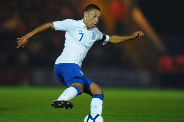 Euro 2012 Players to Watch: Alex Oxlade-Chamberlain of England
