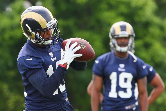 Is Rams 4th-Rounder Givens' Speed as Impressive as Sam Bradford Thinks It Is?