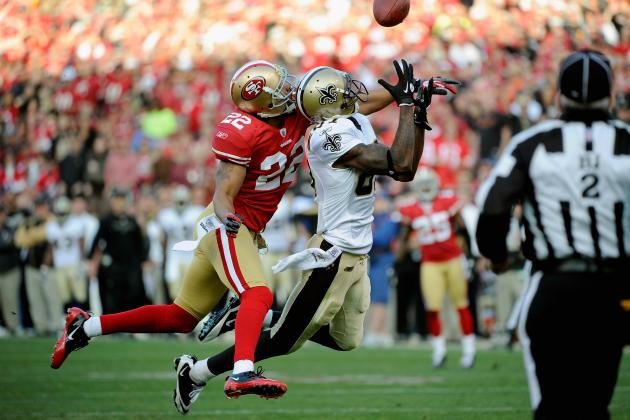 2012 New Orleans Saints Position-by-Position Breakdown: Wide Receivers
