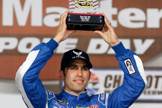 Aric Almirola: Can the King's No. 43 Finally Win Again in the Coca-Cola 600?