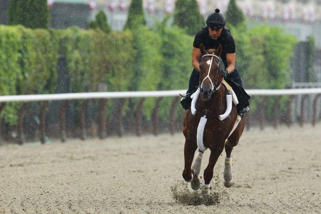 Belmont 2012: I'll Have Another's Chances at Triple Crown Keep Getting Better