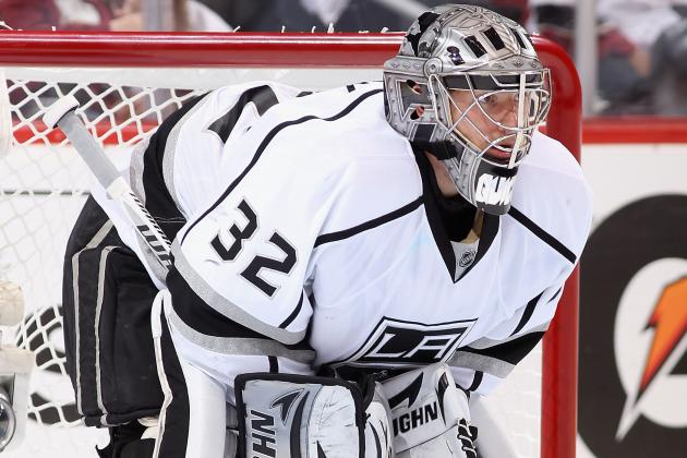 NHL Playoff Predictions 2012: Why Rest Will Doom the LA Kings