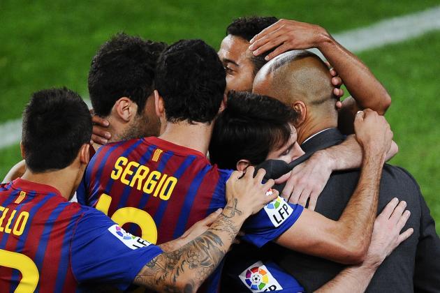 Athletic Bilbao vs. Barcelona: Los Leones Stand No Chance in Copa Del Rey