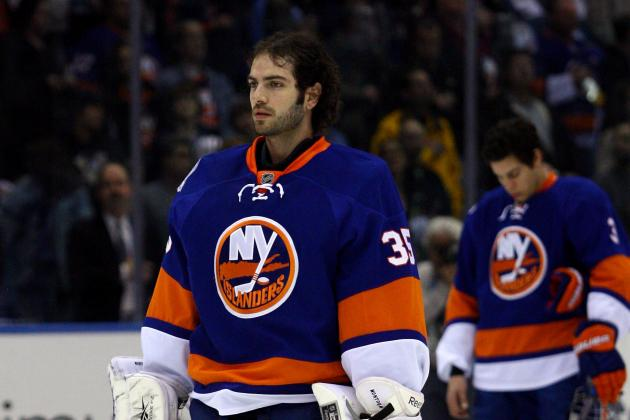 New York Islanders: Will Al Montoya Be Coming Back Next Season?