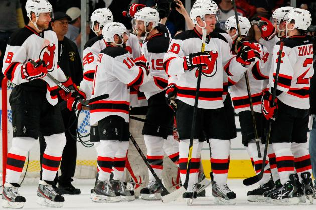 NHL Playoffs 2012: New Jersey Devils' Resiliency Will Be Key to Game 6 Win