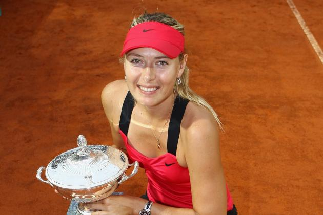 French Open Tennis 2012: Odds and Updates on Top Women Contenders