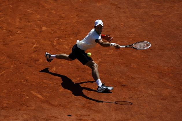 French Open 2012: Novak Djokovic's Title Chances Depend on Play of Rafael Nadal
