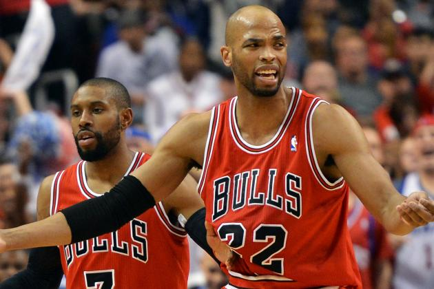 Chicago Bulls: Is It Time to Break Up the Bench Mob?