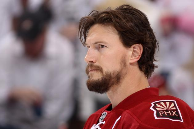 NHL Playoffs 2012: Phoenix Coyotes Players' Actions Under Investigation by NHL