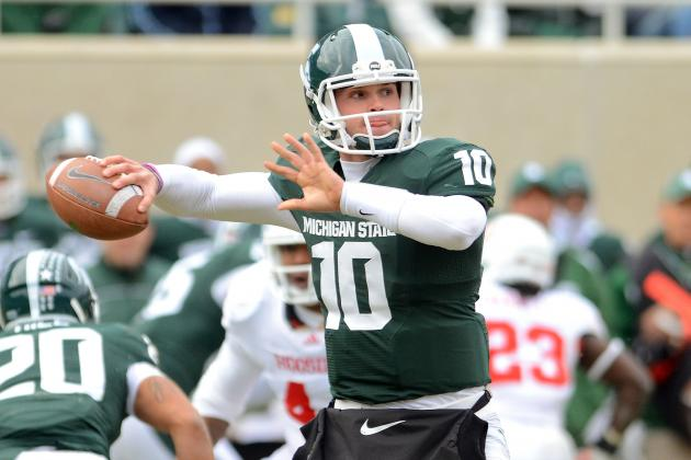 MSU's Maxwell Should Be 100 Percent for Summer Workouts