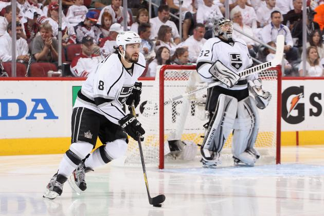 Stanley Cup 2012: Why L.A. Kings Would Be Most Unlikely Stanley Cup Winners Ever