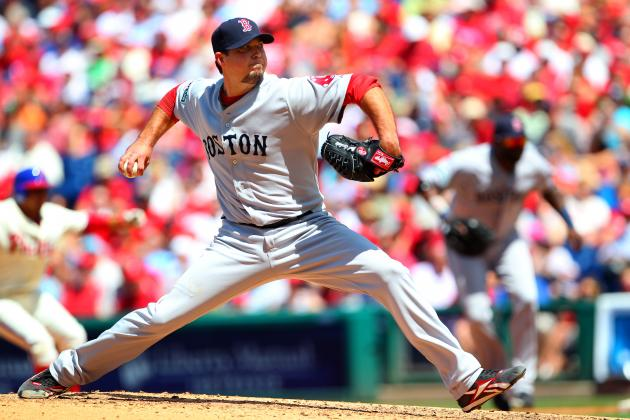 Boston Red Sox Ready to Move Up in the AL East with Josh Beckett and Jon Lester