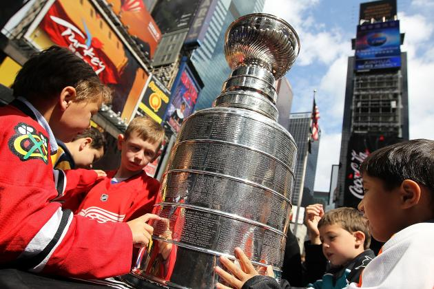 Stanley Cup Finals Schedule 2012: Dates and Times for Final Round