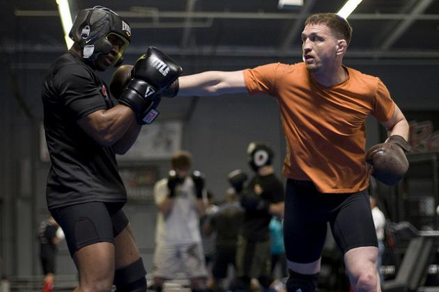 UFC 146: Jason 'Mayhem' Miller Is Ready and Focused to End C.B. Dollaway
