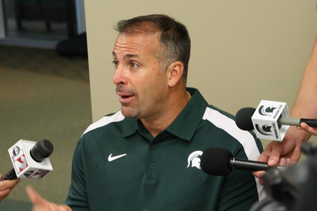 MSU Football's Narduzzi Gets Big Raise