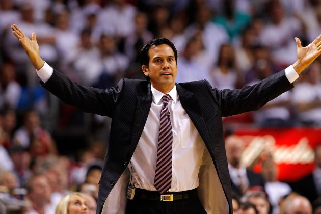 Erik Spoelstra's Fine from NBA for Criticizing Officials Is Justified