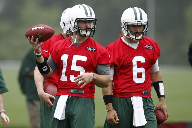 2012 New York Jets: Does Tim Tebow Have More to Lose Than Mark Sanchez?