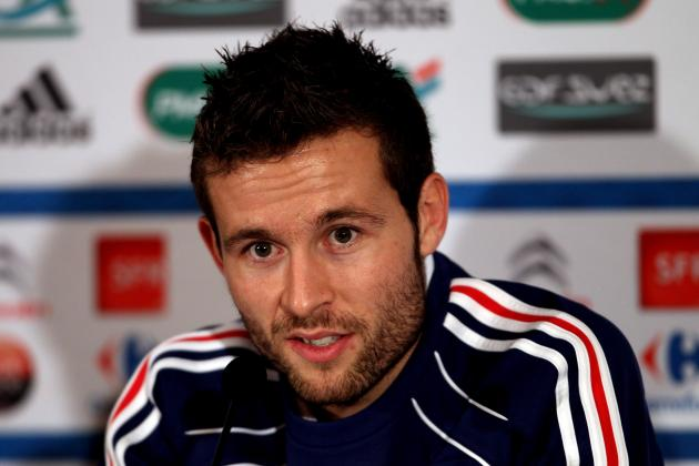 Euro 2012 Players to Watch: Yohan Cabaye of France