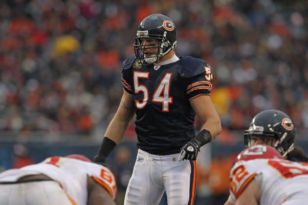 Brian Urlacher Wise to Say He May Test Free Agency After 2012 Season