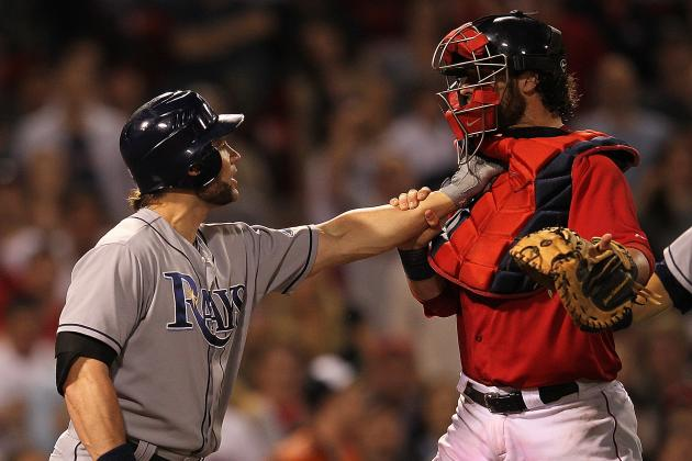 Could Fight with Tampa Bay Rays Ignite the Boston Red Sox?