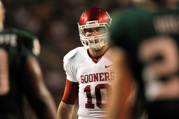 Oklahoma Football: Why Backup QB Development Is Huge for Bob Stoops in 2012