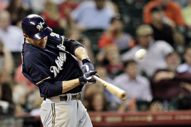 Ryan Braun: Celebrating the 5th Anniversary of His 1st Career Home Run
