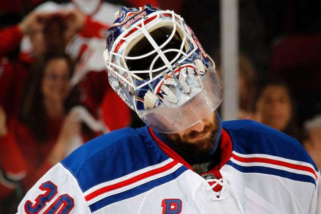 New York Rangers: Lundqvist Looks Anything but Royal as Rangers Fall to Devils