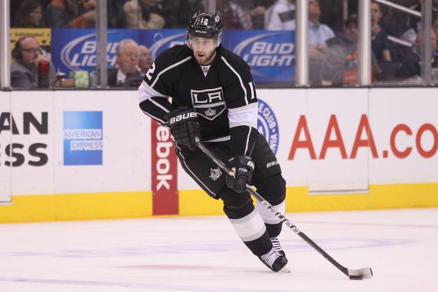 Stanley Cup Finals 2012: Kings Should Give Simon Gagne Chance to Play vs. Devils