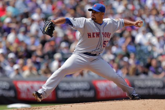 Johan Santana: New York Mets SP Seeks First Victory Since May 5