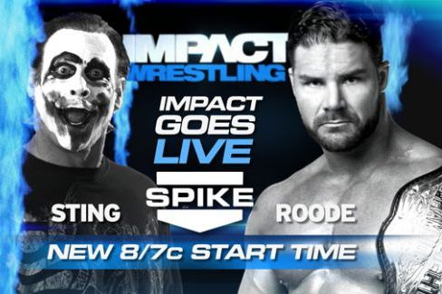 Bobby Roode Breaks World Title Record and Resets TNA History