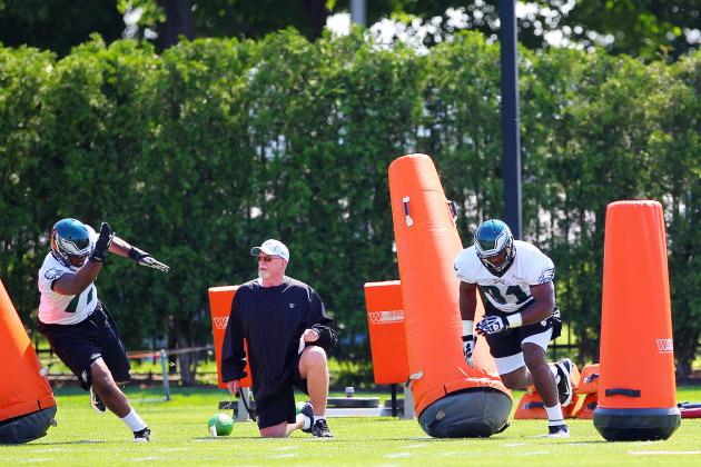 Philadelphia Eagles: Early Predictions for the 2012 Final Roster