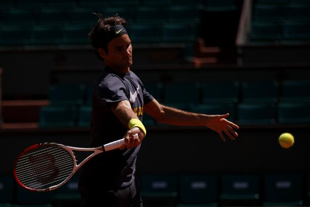 Federer, Nadal, Djokovic: Previewing Their 2012 French Open Hopes