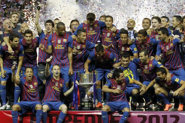 Athletic Bilbao vs. Barcelona: Barca Notches an Impressive Fourth Cup Win