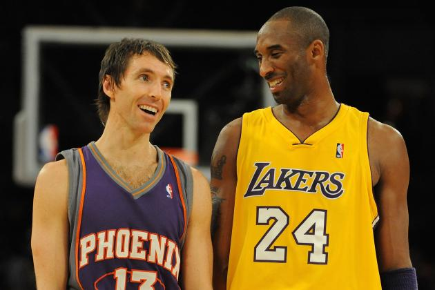 NBA Free Agents 2012: Lakers Need to Ditch Ramon Sessions for Steve Nash