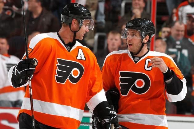 Philadelphia Flyers: Re-Examining the Trades of Mike Richards and Jeff Carter