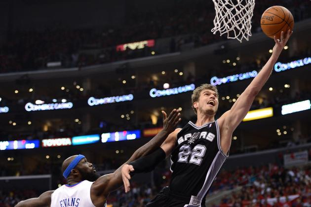NBA Playoffs 2012: San Antonio's Bench Will Push Spurs to NBA Finals